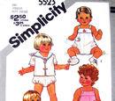 Simplicity 5523