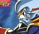Favorite Dragon Ball GT Saga
