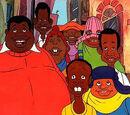 El Gordo Alberto y la Pandilla Cosby