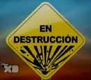 En destrucción