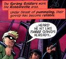 Sprang Bridge Soldiers