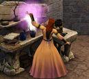 Sorcier(ère) (Les Sims Medieval)