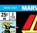 Iron Fist Vol 1 3