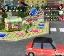 Mario Party Series Shops