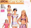 Simplicity 8804 A