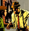 Peter Parker (Earth-1610) and John Jonah Jameson (Earth-1610) from Ultimate Spider-Man Vol 1 155 0001.jpg