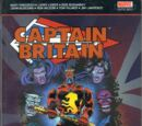 Captain Britain: A Hero Reborn TPB Vol 1 1
