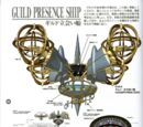 Guild Presence Ship