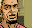 Personagens aleatórios do GTA Chinatown Wars