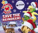 Save the Reindeer! (DVD)