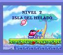 Niveles de Kirby's Adventure