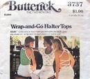 Butterick 3737 A
