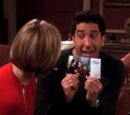 The One With Ross's Step Forward