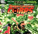 Green Lantern Corps Vol 2 58