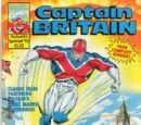 Captain Britain Special Vol 1 3