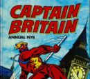 Captain Britain Collected Editions