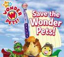 Save the Wonder Pets! (DVD)