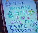 Save the Pirate Parrot!
