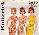 Butterick 2680