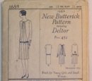 Butterick 1689