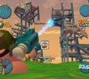 Weapons in Worms Battlegrounds
