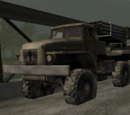 Vehicles of Battlefield 3: Armored Kill