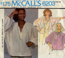 McCall's 6203