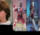 Similar shows to Power Rangers