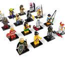 LEGO Minifigures Serie 3 8803
