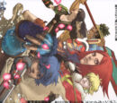 Baten Kaitos: Eternal Wings and the Lost Ocean Art Book