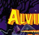 Alvin y las ardillas conocen al Hombre Lobo
