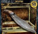 Survival Knife (WE-005)