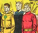 Legion of Stupor-Bizarros (Pre-Zero Hour)