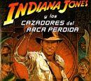 Indiana Jones y los cazadores del arca perdida