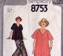 Simplicity 8753 A