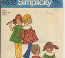 Simplicity 9532 A