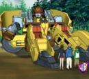 Transformers: Cybertron Episoden