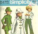 Simplicity 8478 A