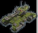 Основной боевой танк M850