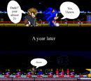 Demon Killer/Sonic being 21