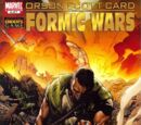 Formic Wars: Burning Earth Vol 1 4/Images