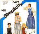 Simplicity 6479 B