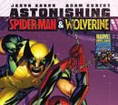 Astonishing Spider-Man & Wolverine Vol 1 1