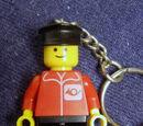 KC97 Postman Key Chain
