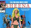 Sheena Vol 1 1