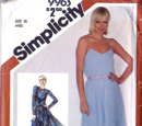 Simplicity 9963 A