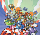 Mega Man: Battle & Chase