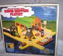 Sodor Shipping Playset