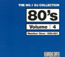 Mastermix: The No.1 DJ Collection - 80's Volume 4