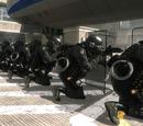 New Galactic Empire (STP) Military Organizations
